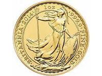 Full Gold Britannia wanted