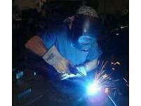 Portable welding services