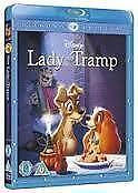 Walt Disney Lady and The Tramp DVD