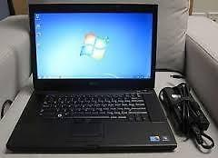 Gaming Core i7 Intel 8gig Ram Windows 10 Dell Latitude Hdmi Webcam 500gb Hard WiFi Laptop intel hd graphic $299 Only
