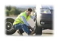Gordon's Tire Change Service + Roadside Calls MOBILE SERVICE