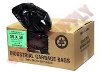3 MIL CONTRACTOR CONSTRUCTION INDUSTRIAL GARBAGE BAGS