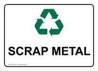 Call Us First! Free! Scrap Apliances/Metal removal 705-521-5484
