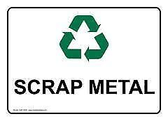Call Us First! Free! Scrap Appliance/Metal removal 705-521-5484