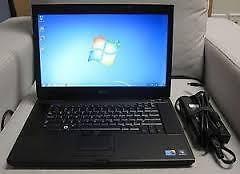 Gaming Core i5 Intel 8gig Ram Windows 10 Dell Latitude HDMi Cam 500gb Hard WiFi Laptop intel hd graphic $230 Only