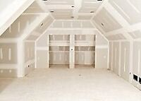 Affordable Drywall Installation and Patch Repairs