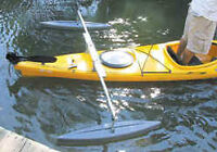 Castlecraft Kayak/Canou stabilizer outrigger