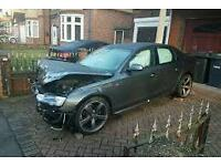 Audi a4 2014 front rear doors complete