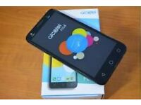 alcatel pixi4 unlock 4inch quadcore 1.3ghz android 6.0