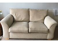 immaculate two seater sofa