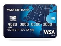Get a Vanquis credit card