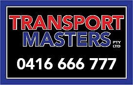 TRANSPORT  MASTERS    👑        HIAB CRANE TRUCK HIRE