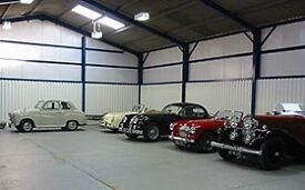 SECURE INDOOR CLASSIC, CAMPER, MOTORBIKE, SPORTS, WEEKEND CAR STORAGE CENTRE, HINCKLEY, LEICESTER