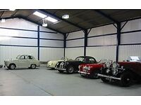 SECURE INDOOR CLASSIC, CAMPER, MOTORBIKE, SPORTS, WEEKEND CAR STORAGE, HINCKLEY, LEICESTER, NUNEATON