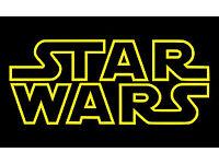 Wanted starwars star wars toys 77-85.