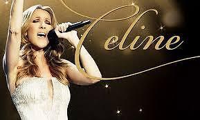 Billet Céline Dion 16 août 2016 parterre G