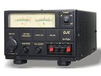 30 amp ham radio switched supply QJE model QJ-PS30 II execellent working condition, great condition