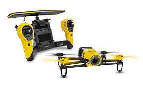 Extreme Action Parrot Bebop Drone,Sky-controller,Extra Batteries. Karalee Ipswich City Preview