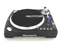 2 x Numark Decks, Mixer and Vinyl