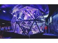 Crystal Maze on 5th April