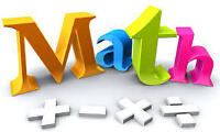 Math Tutor - Experienced - Specializing in Grade 9 and 10 Math