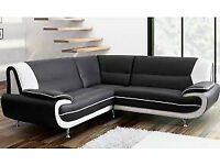 30 Days Money Back Guaranteed - 👀👀Amazing Offre👀👀Brand New Carol Corner Sofa -