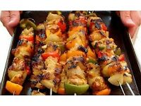 freash asian food for big or small party's