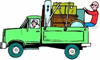 Tacky's Moving. will move Misc. items furniture, metal, concrete