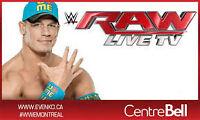 WWE MONDAY NIGHT RAW.