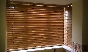 new timber blinds/bamboo blinds / some other stuff