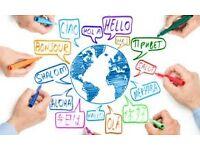 Freelance translation group. All languages. No agencies. Work directly with translators