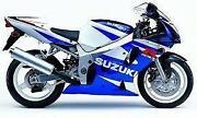 Suzuki GSX-R600 Manual