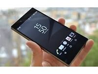Sony Xperia Z5, excellent condition, Black on O2, not iphone,samsung