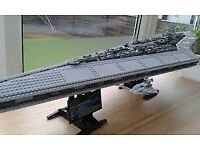 LEGO STAR WARS SUPER STAR DESTROYER SET 10221
