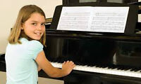 RCM Certified In-Home Piano Teachers- Affordable Pricing!