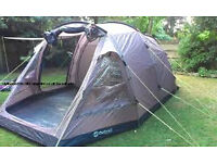 Outwell Oregan 5 tent. In fabulous condition