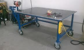 CUSTOM MADE WORK BENCH/TABLE FOR SALE !!!!!!!!!