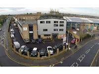 Serviced Offices £300 - £500/month no lease or long term contracts