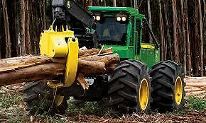 New & Used Forestry Equipment - Lease Financing
