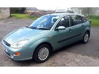 FORD FOCUS FROM 1999-2005 WANTED