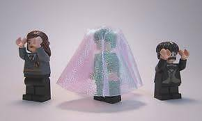 LEGO Minifigure accessory Harry Potter - Invisibility Cloak Wynn Vale Tea Tree Gully Area Preview