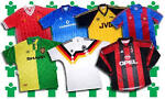 Vintage Footy Shirts