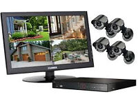 high hd ahd quality cctv camera systems new models with phone app view