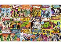 Comic Books Bought and Sold - Free Valuations - @ Sloan's Market Saturday 8th October