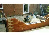 Building and landscaping services