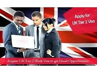 SWITCH YOUR CURRENT VISA, TIER 2 SOLUTIONS, WORK VISA, TIER 2 A RATING SPONSOR