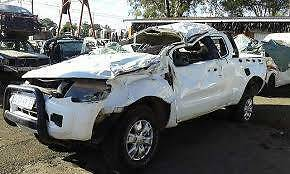 FORD RANGER WRECKING, FORD RANGER PARTS ENGINE, MOTOR, GEARBOX Sunshine Brimbank Area Preview
