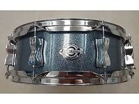 Ludwig 'Guestlove' signature snare drum and Tama Tuning watch