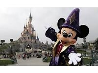 Join Us For A Coach Trip To Disneyland Paris 18th August 2017