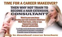 hair extension classes 6 hours 1 day